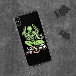 Buddhathulhu iPhone Case Case iPhone XS Max Deven Rue