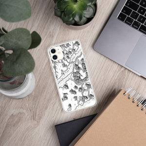 Cliffside Meadow iPhone Case Case iPhone 11 Deven Rue