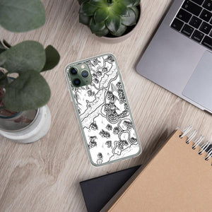 Cliffside Meadow iPhone Case Case iPhone 11 Pro Deven Rue