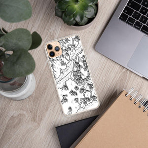 Cliffside Meadow iPhone Case Case iPhone 11 Pro Max Deven Rue