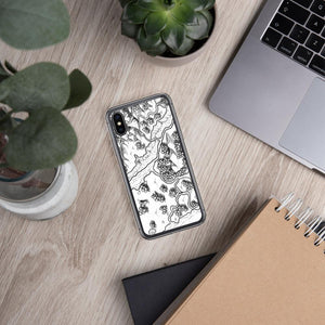 Cliffside Meadow iPhone Case Case iPhone X/XS Deven Rue