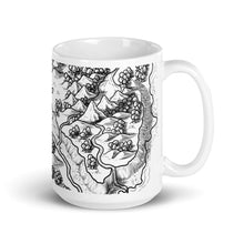 Load image into Gallery viewer, Cliffside Meadow Map Mug Mug Deven Rue
