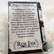 Load image into Gallery viewer, D&D Themed Prop Book Covers Deven Rue