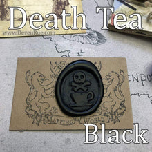Load image into Gallery viewer, Death Tea Wax Seals Props Deven Rue