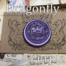 Load image into Gallery viewer, Dragonfly Wax Seals Props Deven Rue