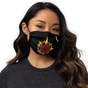 Druid Compass Face Mask Deven Rue