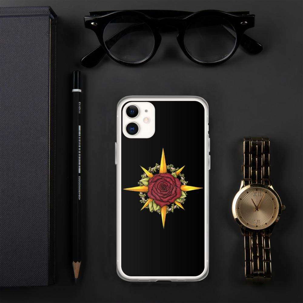 Druid Compass iPhone Case iPhone 11 Deven Rue