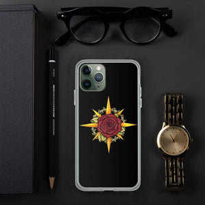 Druid Compass iPhone Case iPhone 11 Pro Deven Rue