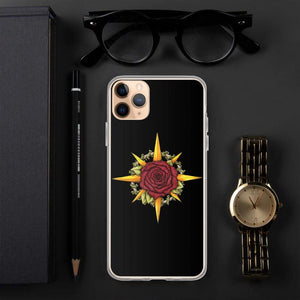 Druid Compass iPhone Case iPhone 11 Pro Max Deven Rue