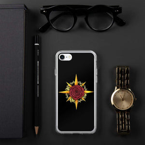 Druid Compass iPhone Case iPhone 7/8 Deven Rue