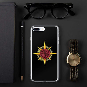 Druid Compass iPhone Case iPhone 7 Plus/8 Plus Deven Rue