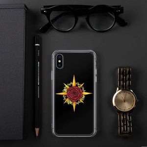 Druid Compass iPhone Case iPhone X/XS Deven Rue