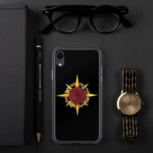Druid Compass iPhone Case iPhone XR Deven Rue