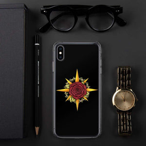 Druid Compass iPhone Case iPhone XS Max Deven Rue