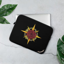 Load image into Gallery viewer, Druid Compass Laptop Sleeve Laptop Sleeve 13 in Deven Rue