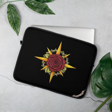 Load image into Gallery viewer, Druid Compass Laptop Sleeve Laptop Sleeve 15 in Deven Rue