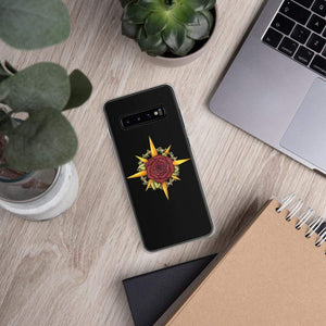 Druid Compass Samsung Case Samsung Galaxy S10+ Deven Rue
