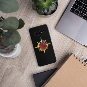 Druid Compass Samsung Case Samsung Galaxy S10e Deven Rue