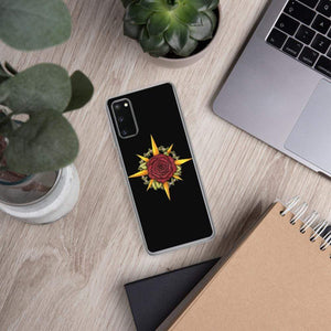 Druid Compass Samsung Case Samsung Galaxy S20 Deven Rue