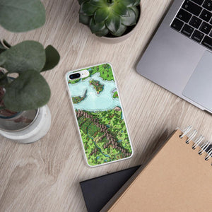 Euphoros iPhone Case Case iPhone 7 Plus/8 Plus Deven Rue