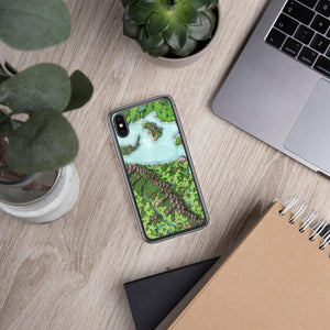 Euphoros iPhone Case Case iPhone X/XS Deven Rue