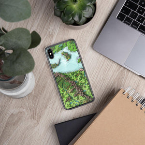 Euphoros iPhone Case Case iPhone XS Max Deven Rue
