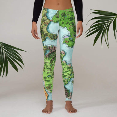 Euphoros Leggings XS Deven Rue