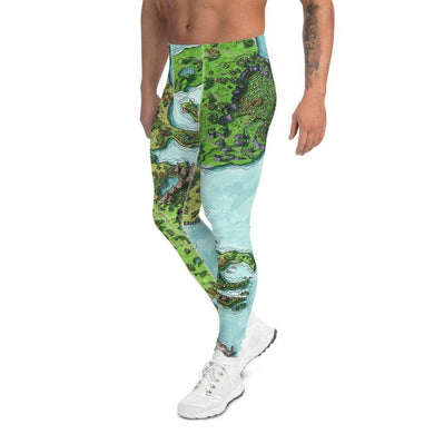 Euphoros Men's Leggings Deven Rue