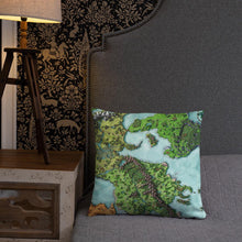 Load image into Gallery viewer, Euphoros Pillows Pillow Deven Rue