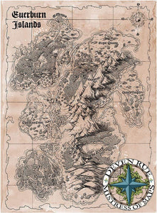 Everburn Islands Prop Map Prop Maps Deven Rue