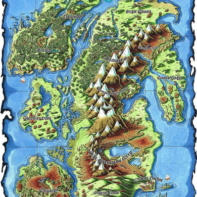 Everburn Islands VTT Map Pack Map Downloads Deven Rue