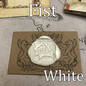 Fist Wax Seals Props Deven Rue