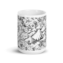 Load image into Gallery viewer, Forever Marshes Map Mug Mug Deven Rue