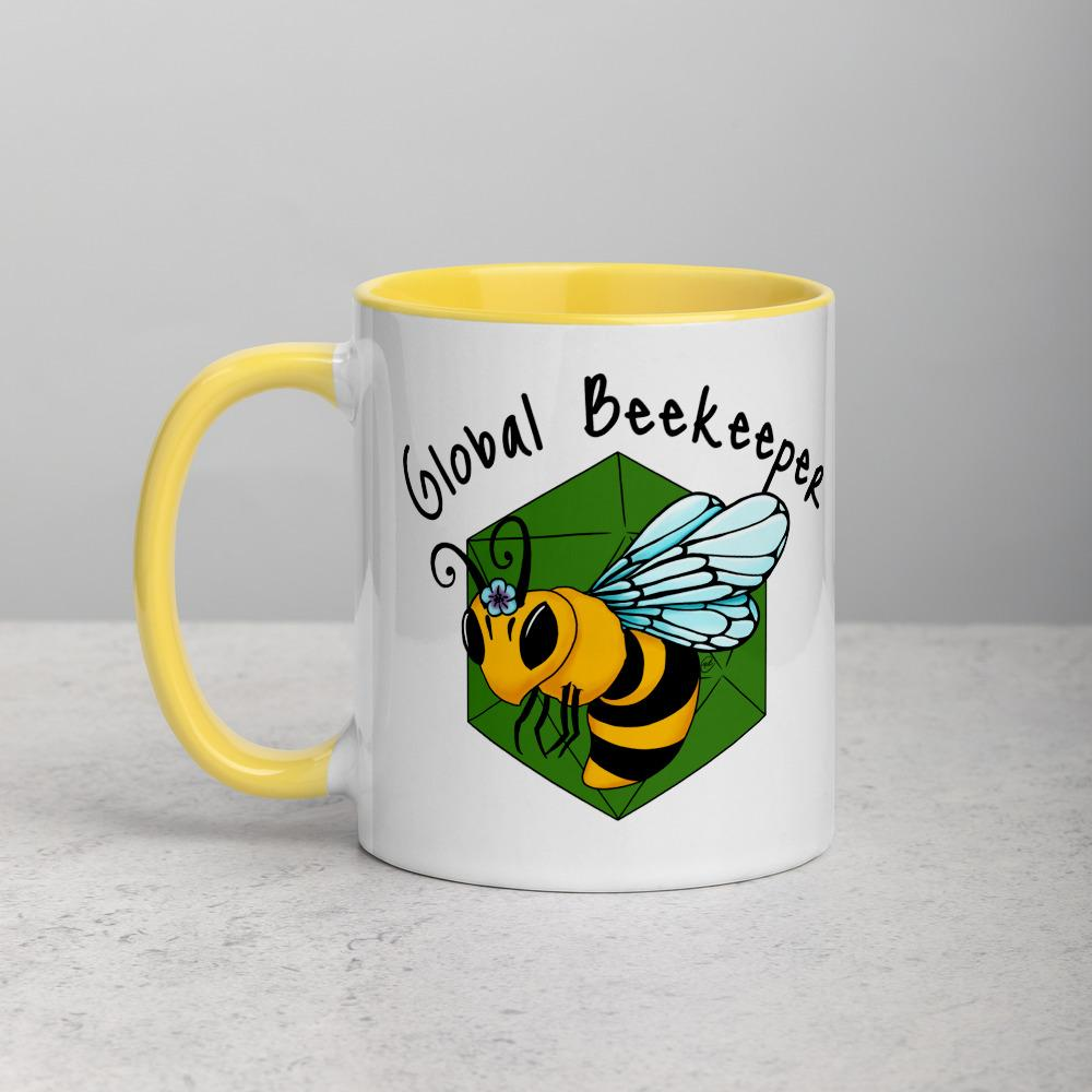 Global Beekeeper Mug Mug Deven Rue