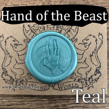 Load image into Gallery viewer, Hand of the Beast Wax Seals Props Deven Rue