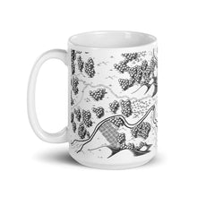 Load image into Gallery viewer, Humble Homestead Map Mug Mug Deven Rue