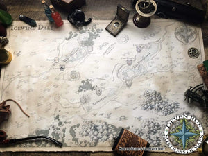 Icewind Dale Prop Map Prop Maps Deven Rue