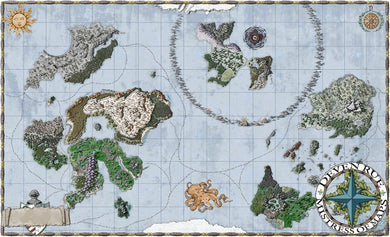 Ifiron Map Map Downloads Color w/o labels Deven Rue