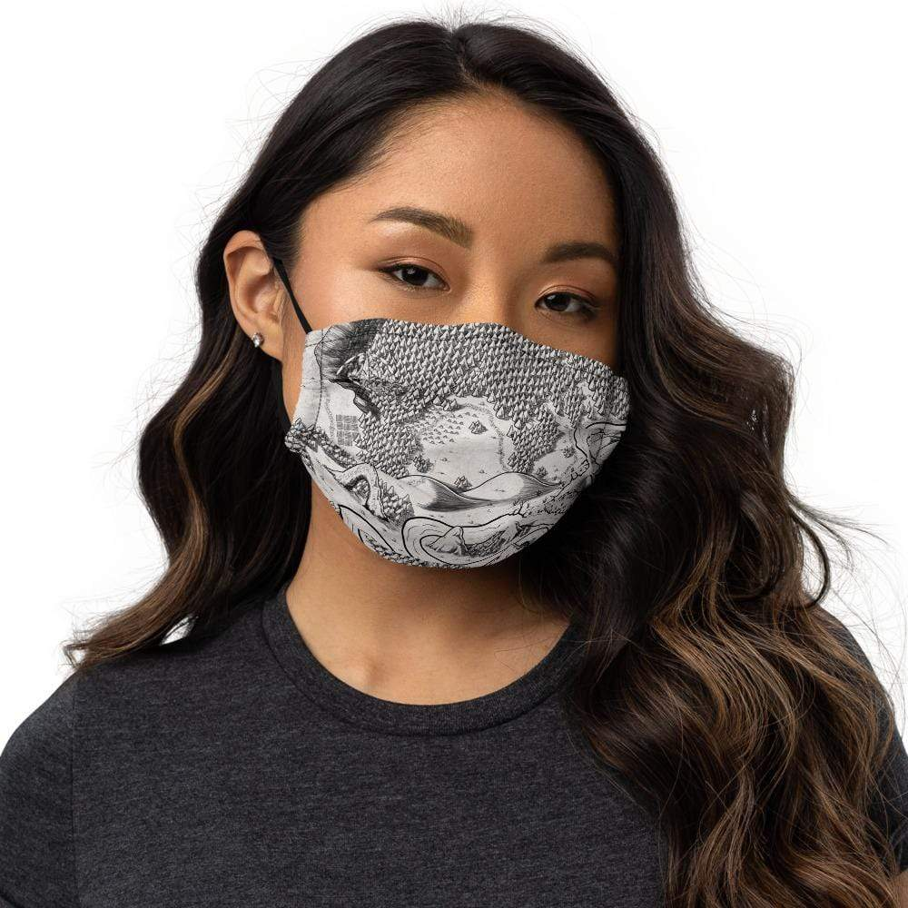 Magical Arch Face Mask Deven Rue