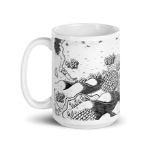 Load image into Gallery viewer, Magical Arch Map Mug Mug Deven Rue