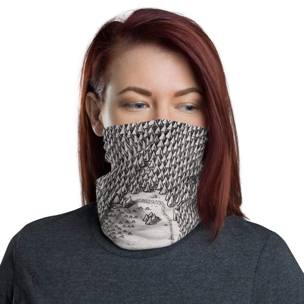 Magical Arch Neck Gaiter Deven Rue