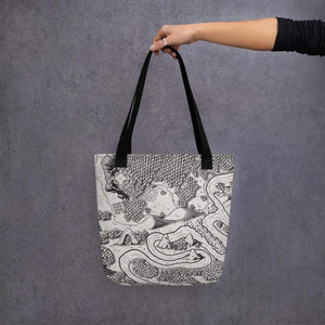 Magical Arch Tote Bag Deven Rue