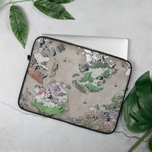 Load image into Gallery viewer, Ortheiad Laptop Sleeve Laptop Sleeve 15 in Deven Rue