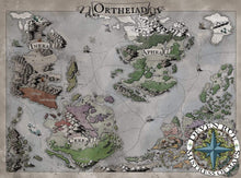 Load image into Gallery viewer, Ortheiad Map Pack Map Downloads With Names Included Deven Rue