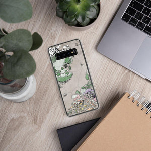 Ortheiad Map Samsung Case Case Samsung Galaxy S10+ Deven Rue