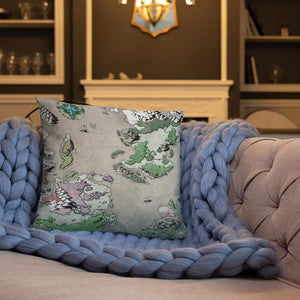 Ortheiad Pillows Pillow Deven Rue