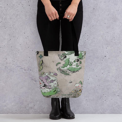 Ortheiad Tote Bag Bag Deven Rue