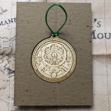 Load image into Gallery viewer, Planar Astrolabe Ornament Signature Series Deven Rue