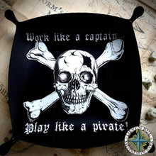 Load image into Gallery viewer, Play Like A Pirate Snappy Dice Tray Gaming Accessories Deven Rue