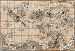 Queen's Treasure Prop Map Prop Maps Deven Rue